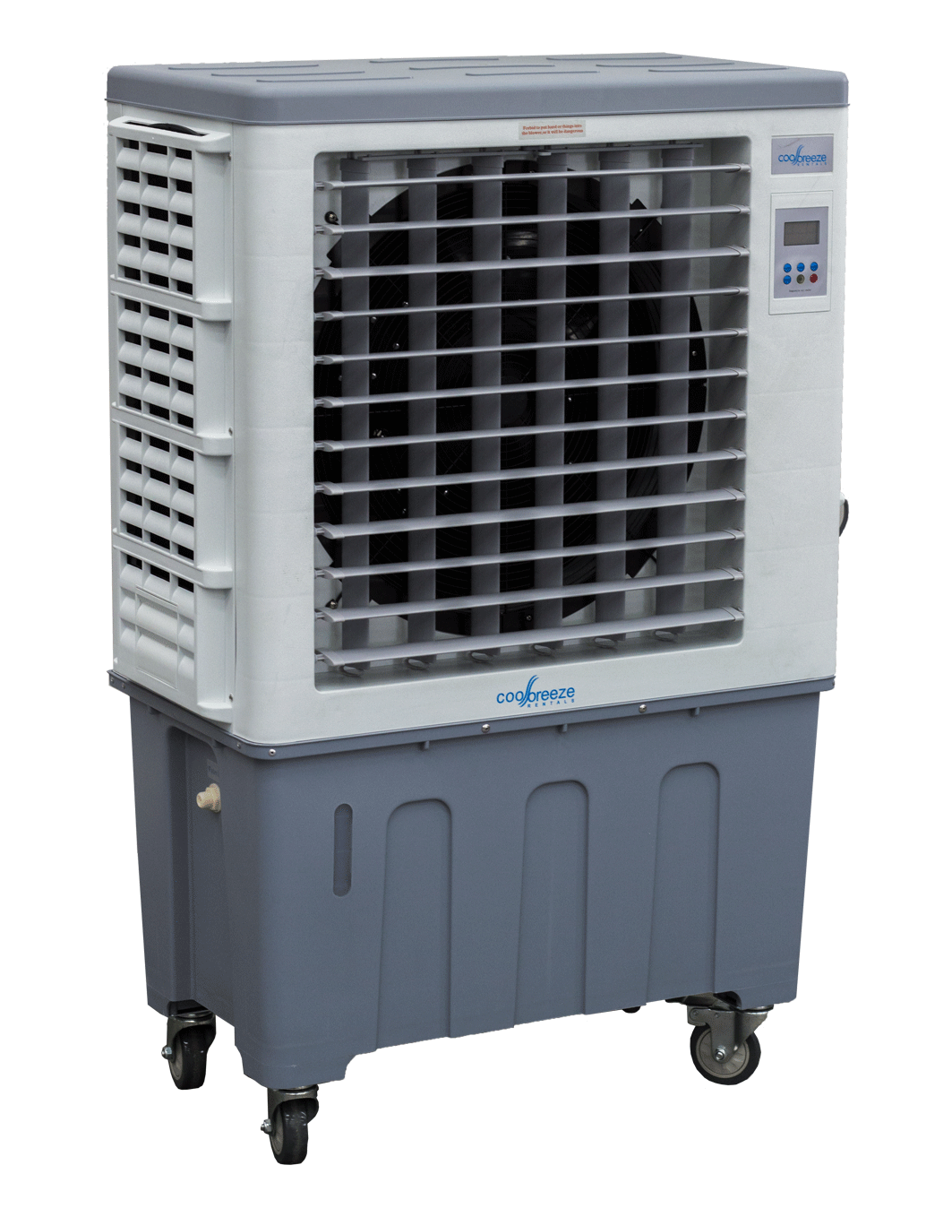 CB07EQ 7,600m³/h Evaporative Cooler