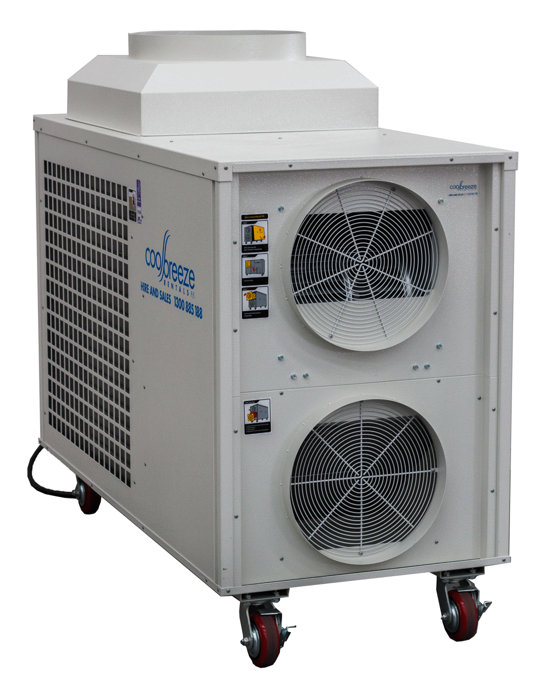 CB20000 21.5kW Portable Spot Cooler