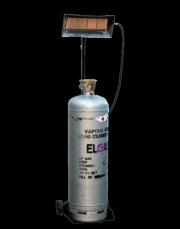 GM12 Lpg Radiant Heater 6.72 KW
