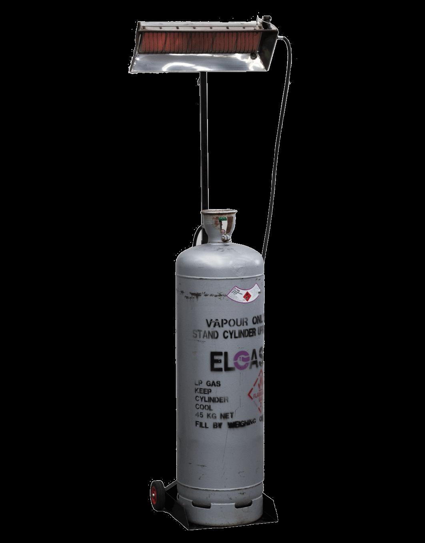 GM16 Lpg Radiant Heater 8.85 KW