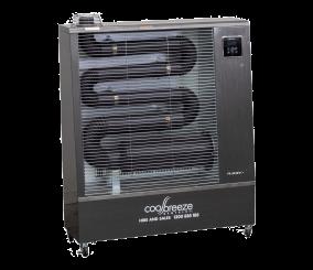 AH600 18.6kW Radiant Diesel Heater