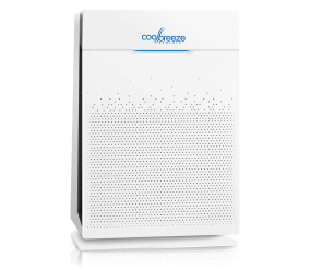 CB1250 Hepa filter Air Purifier with UV