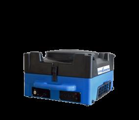 CB1400 Hepa Filtered Air Scrubber